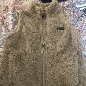 Girls Patagonia Vest